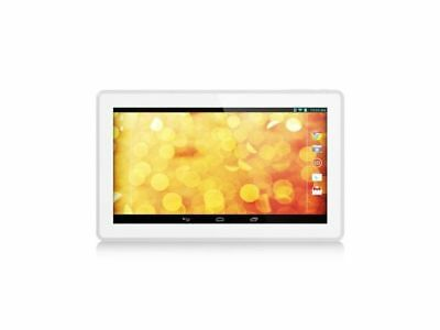 "Hipstreet 10DTB12A-32SL 10.1"" Phoenix Quad Core Bluetooth Tablet 32GB - Silver"