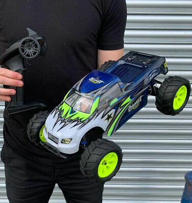RADIO CONTROL CAR/BUGGY VERY FAST REMOTE RC 1:12th READY TO RUN WAVE RUNNER