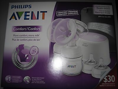 Philips AVENT Electric Comfort Breast Pump - Multiple Variations