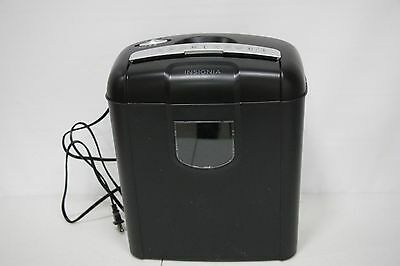 Insignia 6-Sheet Cross-Cut Shredder NS-PS06CC (48692)