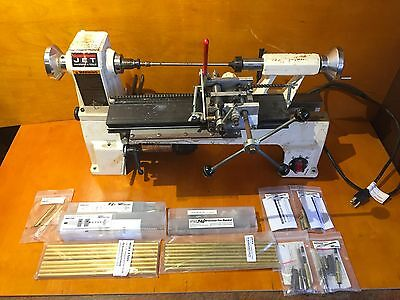 JET Equipment & Tools Mini Lathe JML-1014 w/ Vega Duplicator