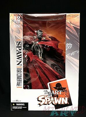 """NiB McFarlane Toys Spawn Issue 95 Cover Art 12"""" i.095 Deluxe Action Figure i.95"""