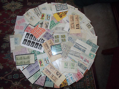 US Postage Stamps Face Value $25.96 Unused block