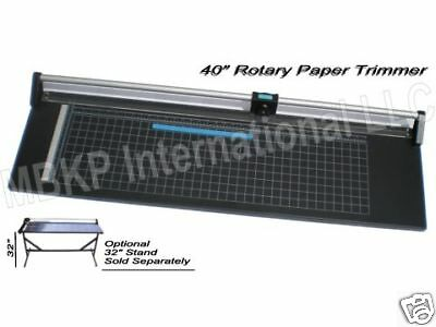 """New Rt40 - 40"""" Craft Rotary Paper Cutter & Trimmer"""