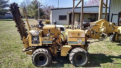 2000 Vermeer LM42 Trencher/ Vibratory plow, 1037hours,5'trencher great machine!!