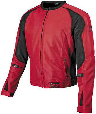 Speed Strength Under the Radar Mesh Motorcycle Riding Jacket - Pick Size/Color