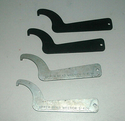 Spanner Wrenches for a Rosback 220 Perforating/Scoring Machine