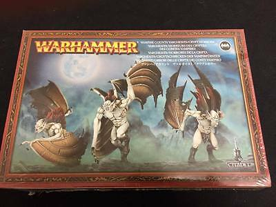 Warhammer Vampire Counts Vargheists/Crypt Horrors NIB