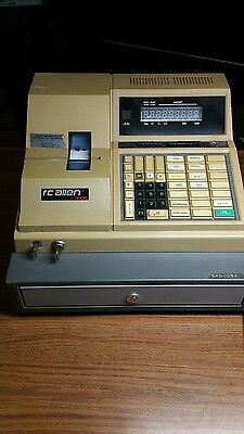 RC Allen 3000 cash register