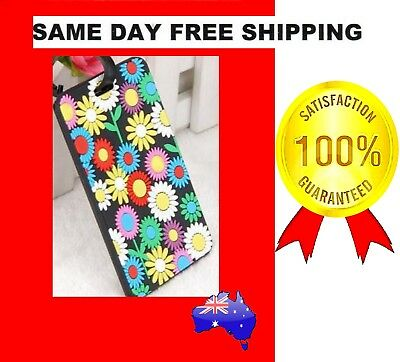 LARGE STRONG COLOURFUL PVC LUGGAGE BAGGAGE TRAVEL TAG 10 cm X 6 cm NAME ADDRESS*