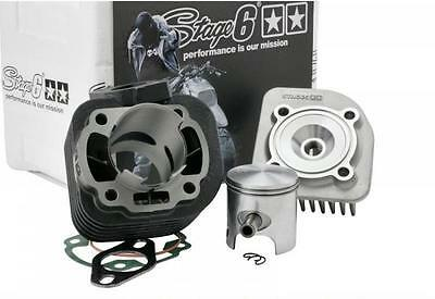 S6-7216650 ZYLINDERKIT STAGE6 STREETRACE 70CC D.47 KEEWAY HURRICANE 50 2T euro 2