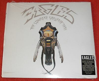 Eagles 2 X Cd - Complete Greatest Hits - Digipak - New & Sealed (Best Of)