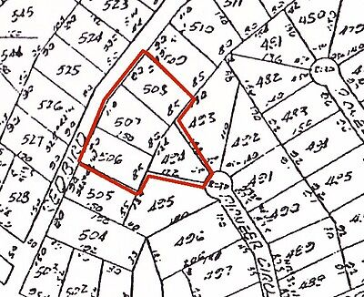 4 adjoining lots in Horseshoe Bend AR. Own the dream..
