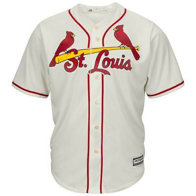 Majestic St. Louis Cardinals Cool Base MLB Trikot Alternate Classic