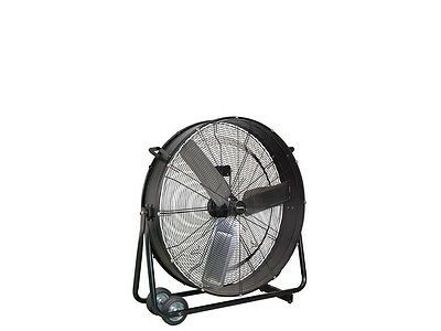 Sealey HVD36 Industrial High Velocity Drum Fan 36in 230V