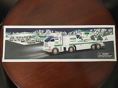 2006 Hess Toy Truck and Helicopter w/Box Mint