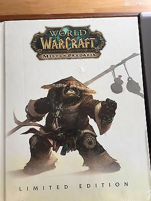 World Of Warcraft, Limited Edition Book - Mists Of Pandaria
