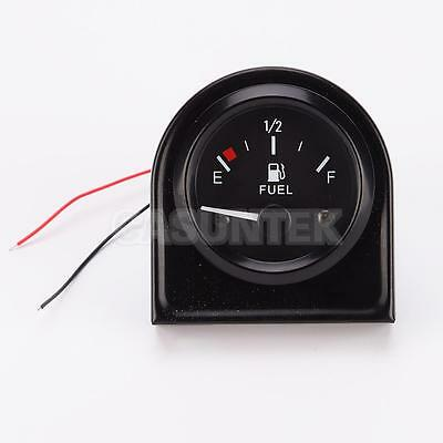 52mm Fuel Level Gauge Numbers and Pointer Universal for Car Motorcycle