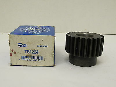 "Martin TS1224 Spur Gear with 1"" Bore"