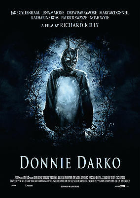 Donnie Darko (2001) - A1/A2 POSTER **BUY ANY 2 AND GET 1 FREE OFFER**