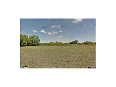 Fresh Water Lot/Land for Sale in Cape Coral Florida