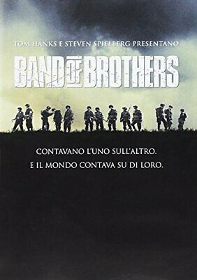Band Of Brothers - Fratelli Al Fronte (6 Dvd) WARNER HOME VIDEO
