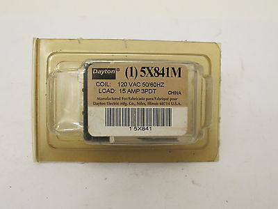 Dayton 5X842M Ice Cube Relay 240VAC 50/60HZ