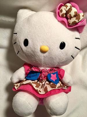 Hello Kitty SANRIO Plush Doll Western GIDDY UP COWGIRL Cute NEW RARE **