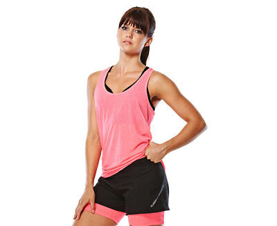 Russell Athletic Women's Platinum Basic Tank - Atomic