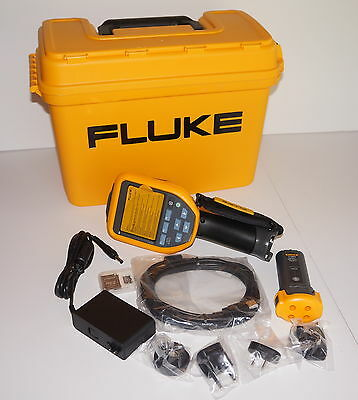 Fluke Flk-Tis50 9 Hz Thermal Imager Infrared Camera With Hard Case Brand New!