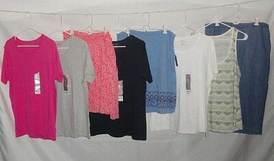 NWTS Womens EASTER Plus Size Clothing Lot XXL 2X 20 Spring Summer Wardrobe new
