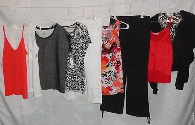 Womens EASTER Clothing Lot size 8 Medium NWTS EUC Career Pants Top Blouse