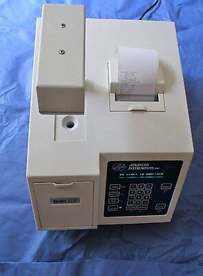 Advanced Instruments 3250 Freezing Point 250μl sample Osmometer tested working