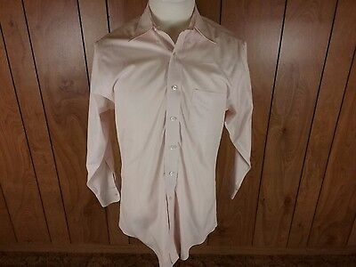 Brooks Brothers Mens Dress Shirt Long Sleeve Button Down 16-32 Slim Fit Non Iron