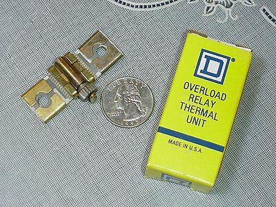 Square D  B17.5  Overload Thermal Unit NEW IN BOX!