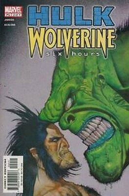 Hulk & Wolverine: Six Hours (2003 Ltd) #   2 Near Mint (NM) Marvel Comics MODERN