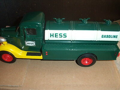 1985 Hess Truck Bank  -----   Working Lights ----