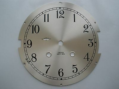 Chelsea Clock Co. Six Inch Ships Bell Dial
