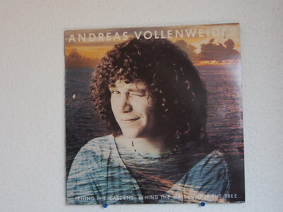 Andreas Vollenweider - Behind The Gardens-Behind The Wall-Under The Tree...