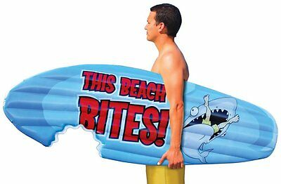 Big mouth toys, This Beach Bite Pool Float, summer toy, 6 Feet long
