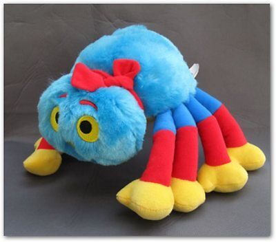 Woolly and Tig plush Araña Woolly I Love Woolly 18 cm peluche