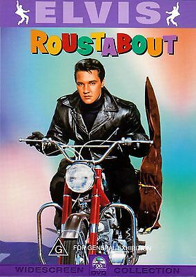 Elvis Presley-Roustabout (1964) DVD-Widescreen Collection-Barbara Stanwyck
