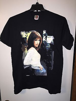 NEW Vintage 1996 PATTY LOVELESS T Shirt Country LARGE 90s
