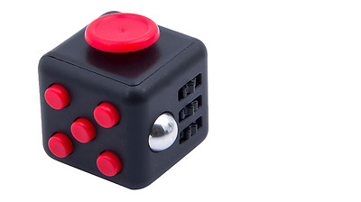 JuYi Fidget Toy Cube Relieves Stress and Anxiety FREE NEXTDAY DELIVERY Brand New