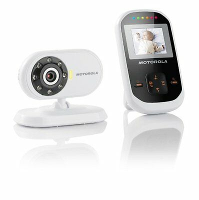 Motorola MBP18 Infrared Night Vision Digital Video Baby Monitor - NEW!!