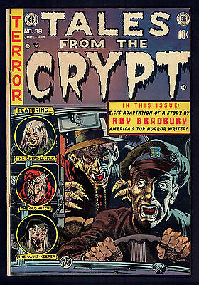 1953 EC Tales From the Crypt #36 FN-