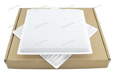 2Pcs Cabin Air Filter for Legacy Outback 4Runner Celica FJ Cruiser Prius Sienna
