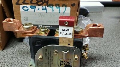 Square D 9065 AUO IL Thermal overload Relay New In Box