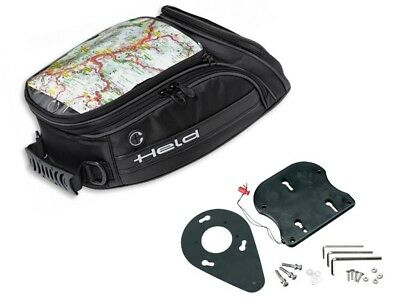Honda CBR600RR Yr 2004 Held Slide Case 6L Motorcycle Tank bag set NEW