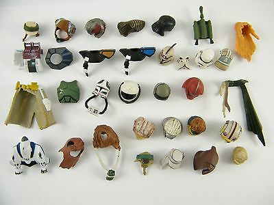 Star Wars Modern Figures Helmets & Accessories Selection (A)